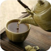 面对爱你会选哪杯茶