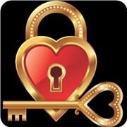 测谁能打开你上锁的心