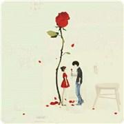 你的爱能春暖花开吗