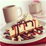 甜点透露你内心的梦想