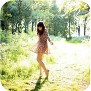 你距森林系女孩多远