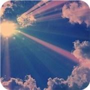 你的内心充满阳光吗